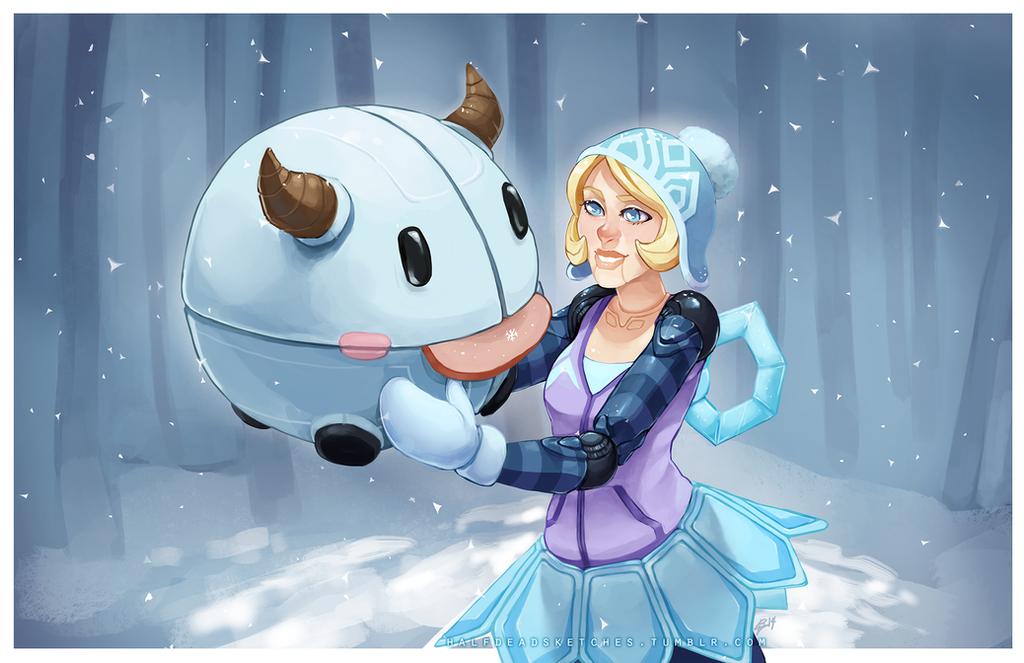 Winter Wonder Orianna by b-oots