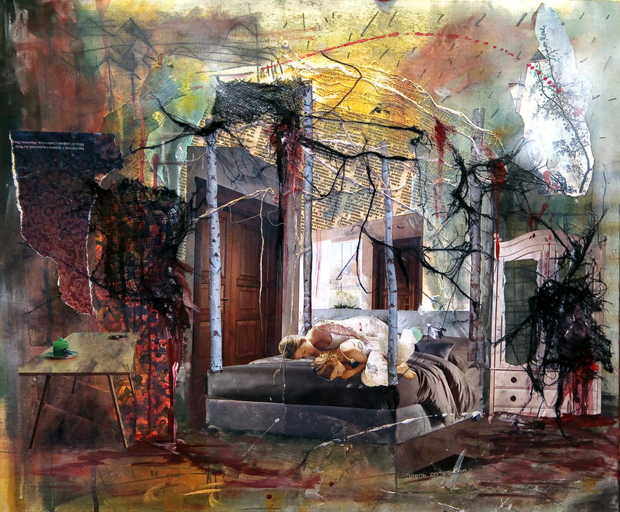 Bedroom by VovichZ