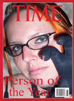 Person of the Year Magazine