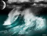 waves of harsh ..