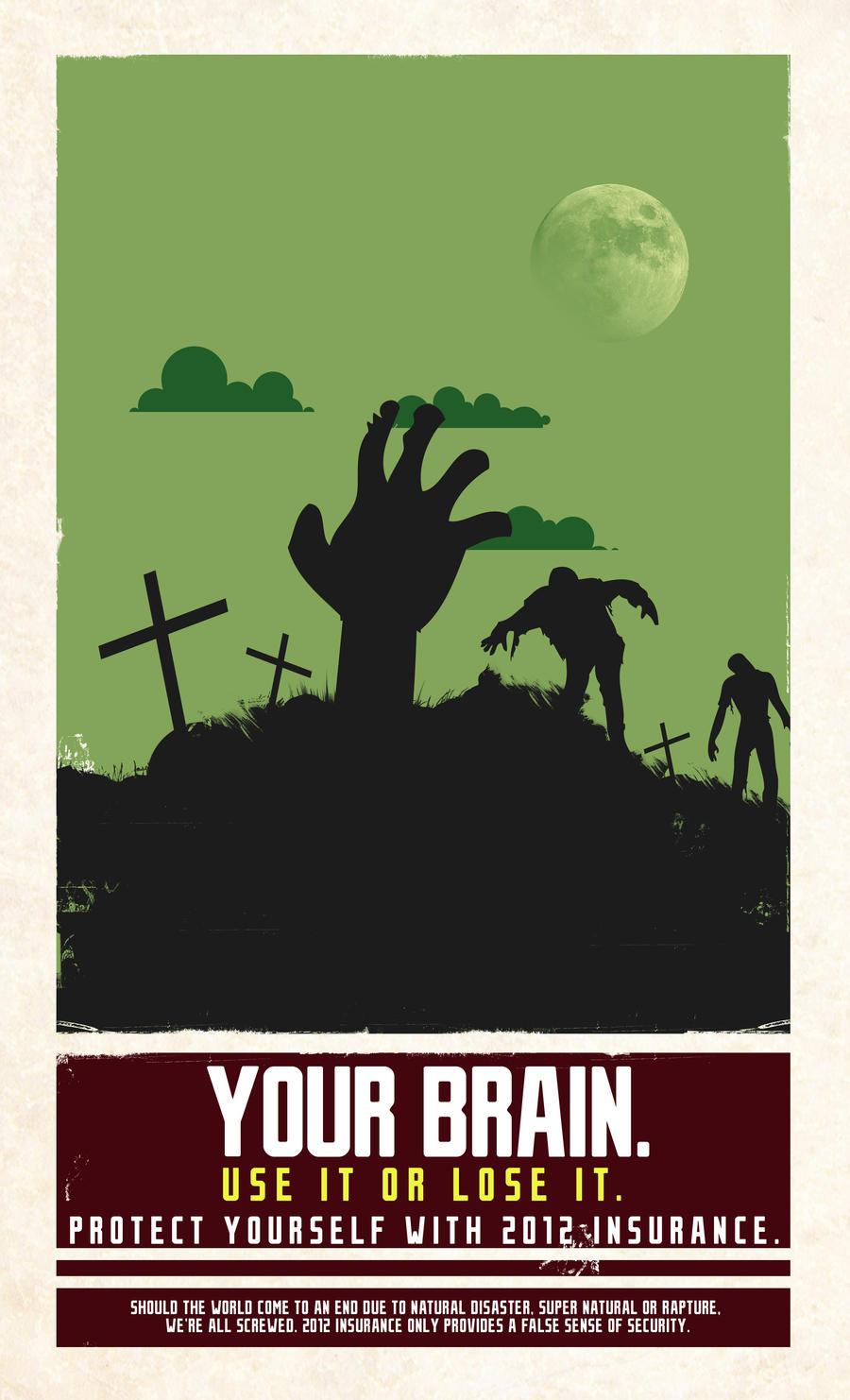 2012 Insurance - Living Dead by xKendu