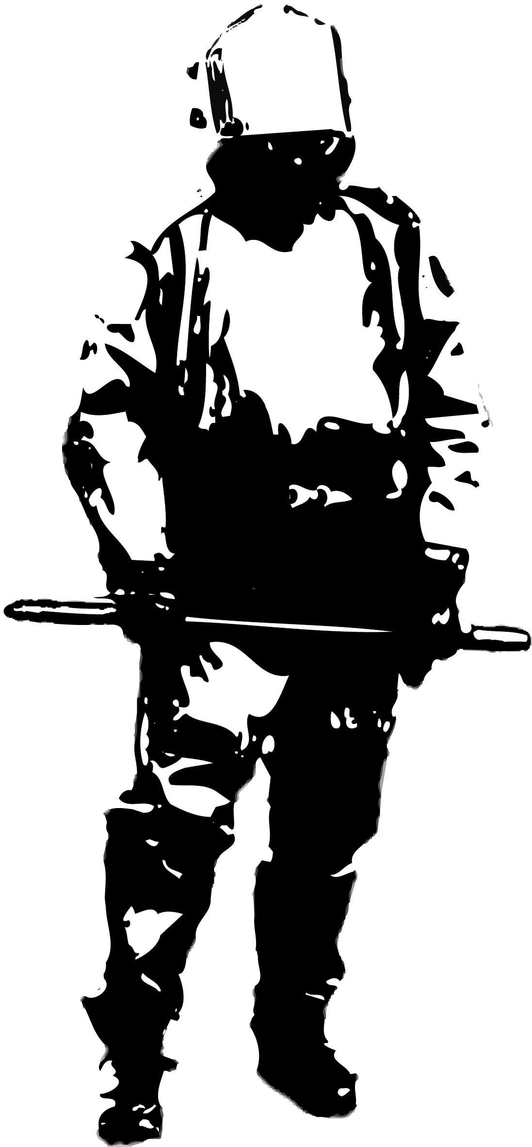 Riot Cop by zward