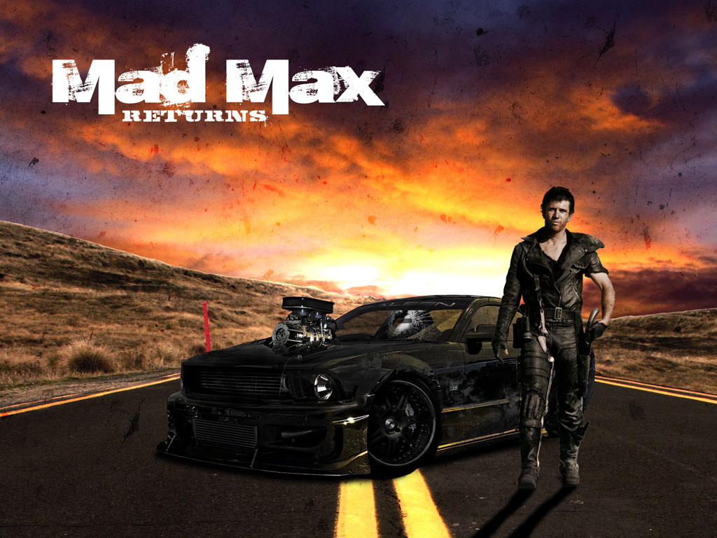 Mad Max Game wallpaper thumb
