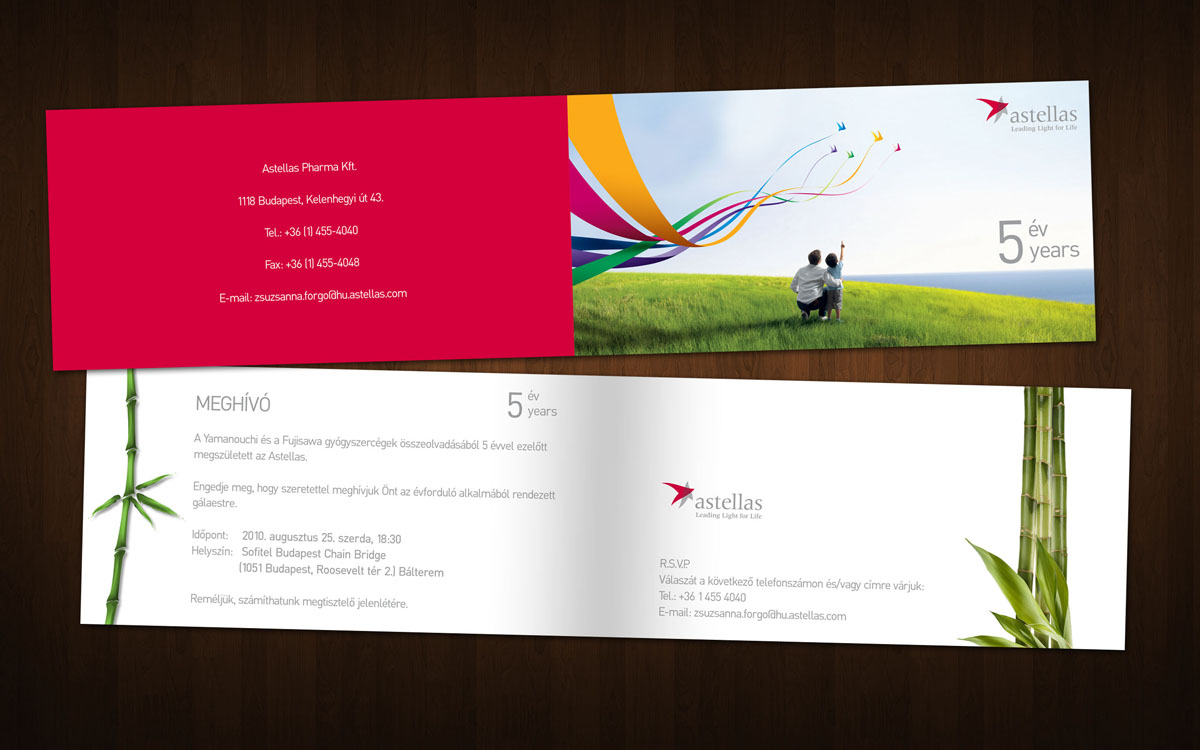 Invitation Card by amaru7 on DeviantArt – Corporate Invitation Card