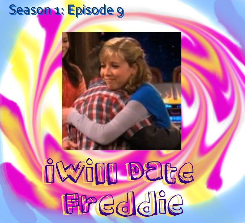 iWill Date Freddie by MidnightAvatArtist8