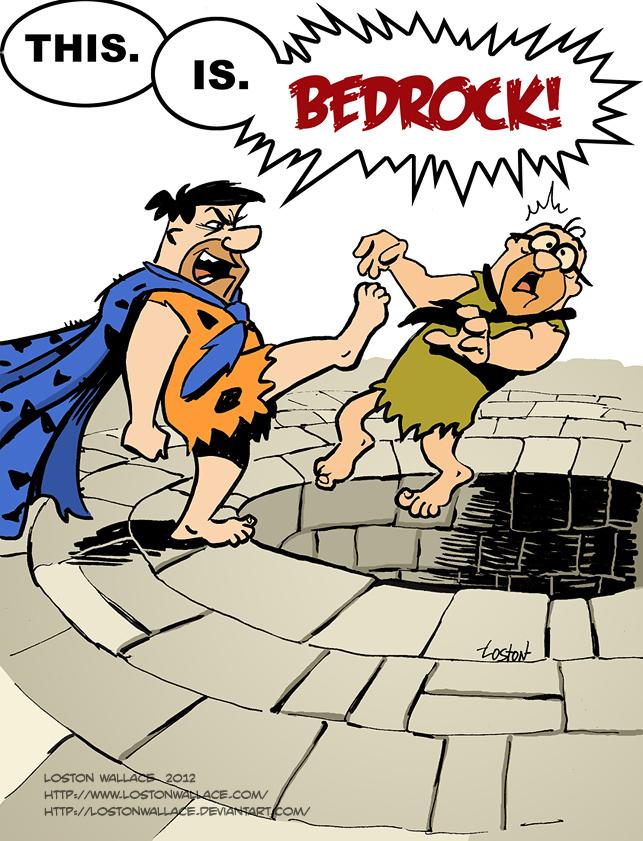 Go Tell the Flintstones