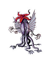 H.P. Lovecraft's Elder Things by LostonWallace
