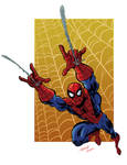 SPIDER-MAN with Raede Colors