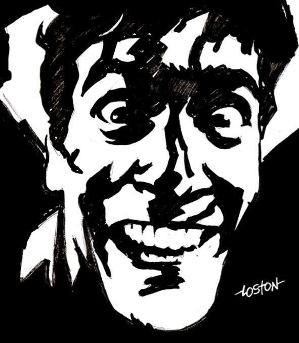 Evil Dead Ash Sketch by LostonWallace