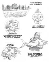 INNSMOUTH TRAVEL GUIDE by LostonWallace