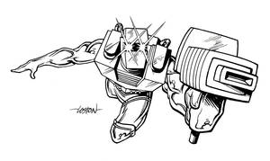 Rom, Greatest of Spaceknights