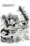 Cavewoman Klyde and Meriem 3