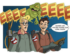 Ghostbusters Final Color