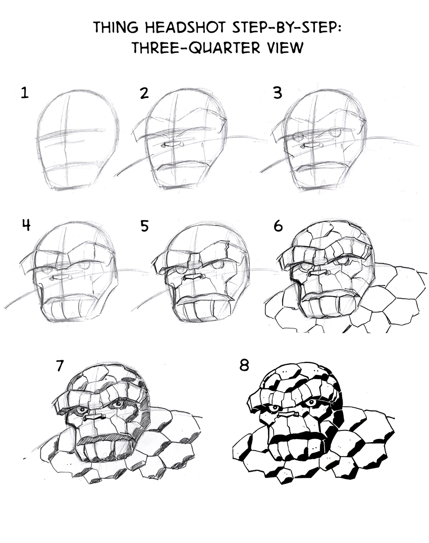 THING TUTORIAL PART 1.3 by LostonWallace