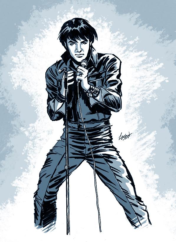 Elvis:  Comeback Special by LostonWallace