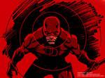 Daredevil  Close Up