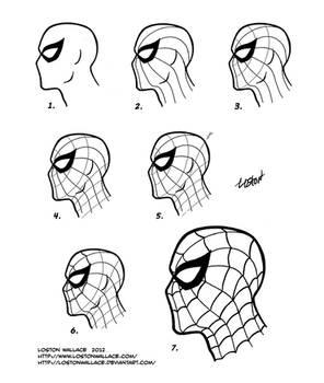 Spider-Man Mask Tutorial