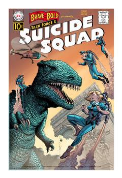 Suicide Squad 2 in Color