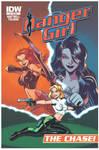 DANGER GIRL : THE CHASE cover