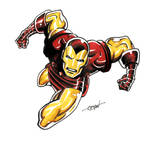 Classic Iron Man