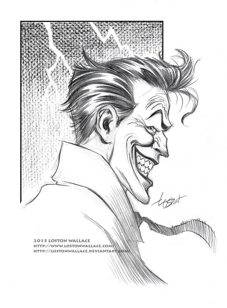 Joker: Gotham's Greatest Menace by LostonWallace