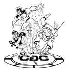 Charlton Comics Super Heroes