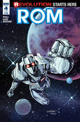 ROM COVER! by LostonWallace