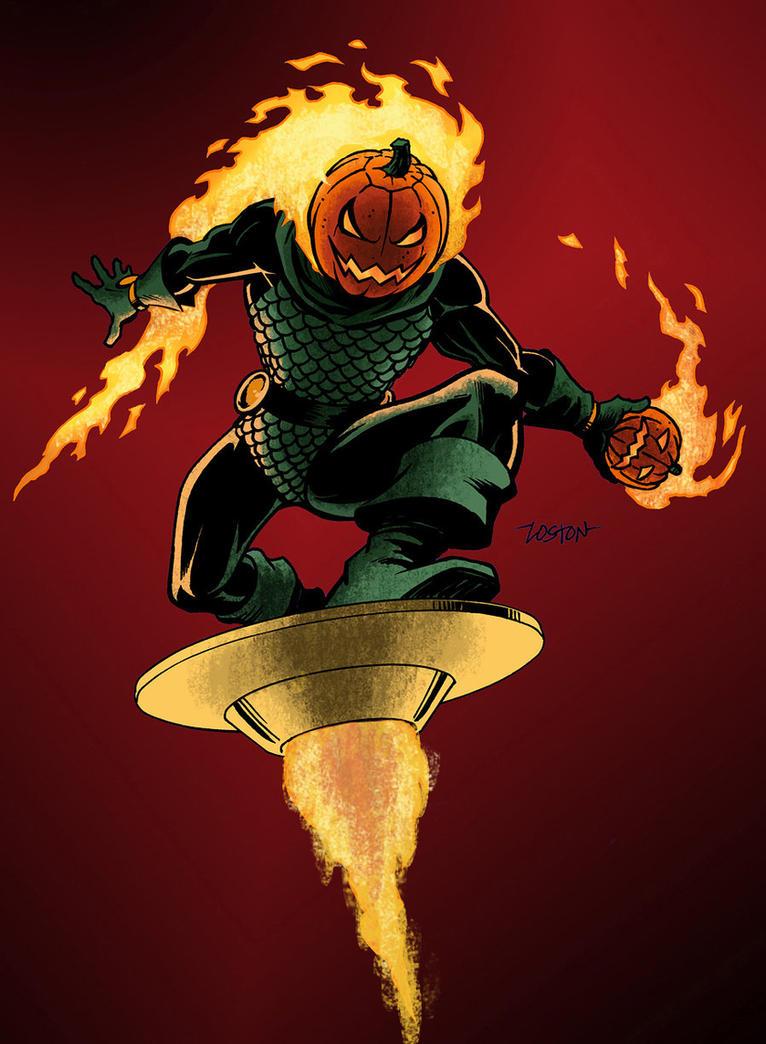Jack O   Lantern by LostonWallace