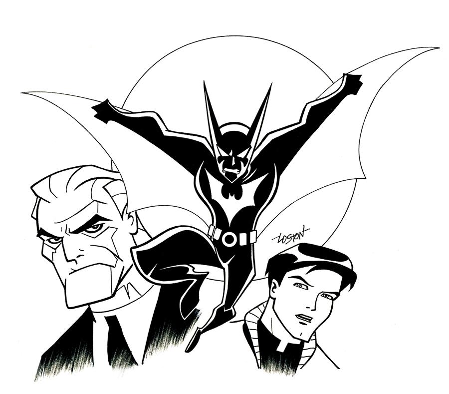 Batman Beyond By LostonWallace On DeviantArt