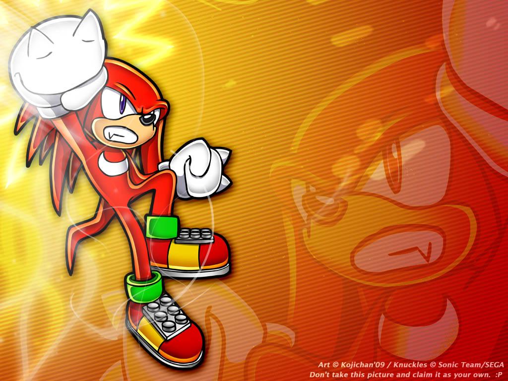 Fighter's Spirit Knuckles by Kojichan