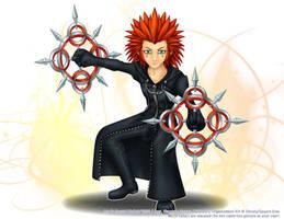 Kingdom Hearts - Axel