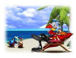 Eggman - 'Yosh'-Island