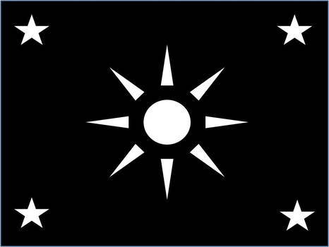 Humanite Dominion Flag V. 2