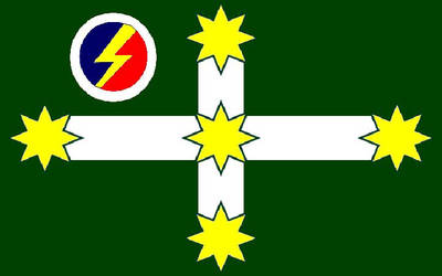 Integralist Flag of Australia