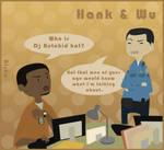 Grimm - Hank + Wu