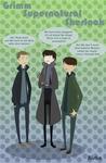 Grimm - Sherlock - Supernatural
