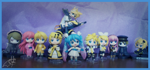 my vocaloid collection