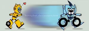 Chasing Love by bunnybot
