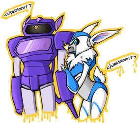 Word Vomit by bunnybot