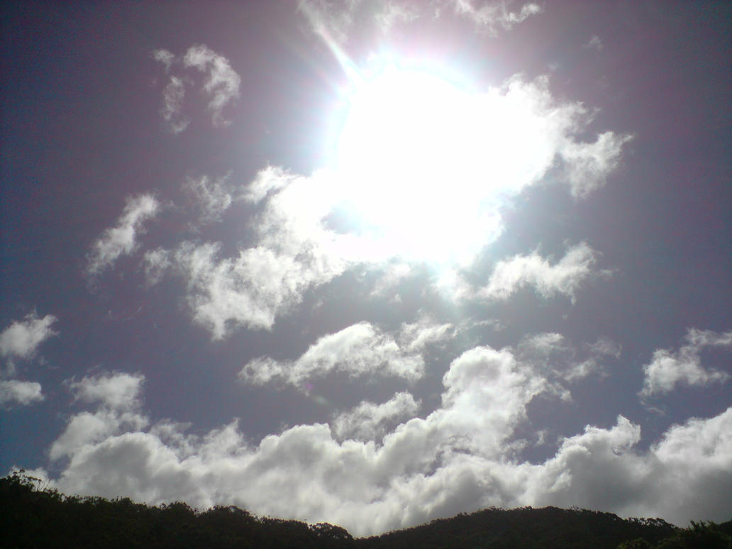 cloudy bright sky by unwicked on deviantart