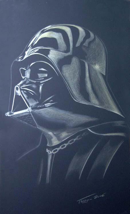 Darth Vader by ripley23