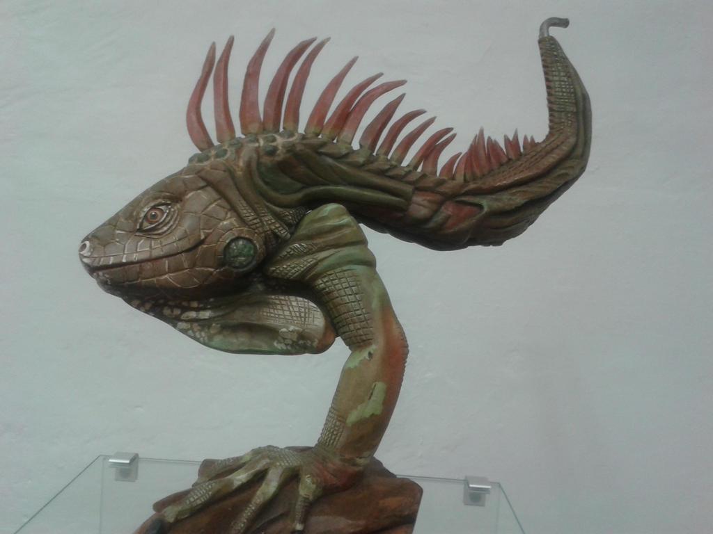 Completa la Iguana by andyphantom2009