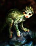 The Monkey-frog