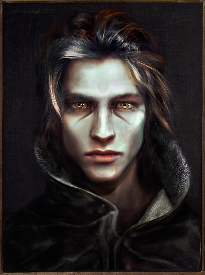 Portrait of K.O.