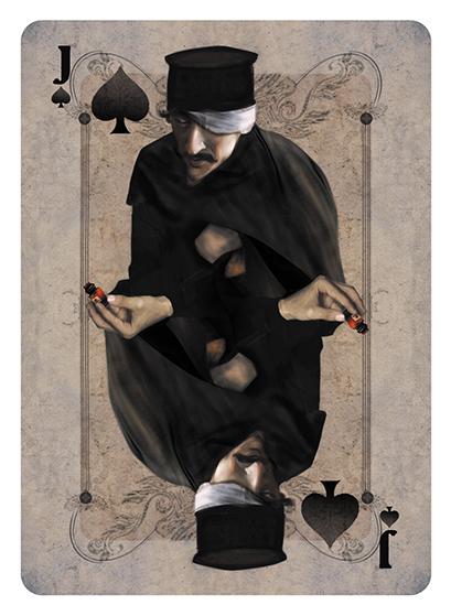 Jack Of Spades by VirginieCarquin