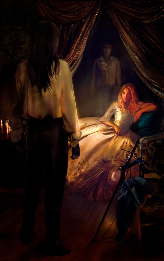 L espion de la reine by VirginieCarquin