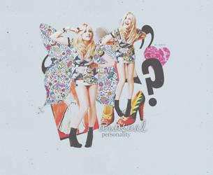 something with Pixie Lott by sheyzi