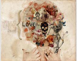 head full of ideas for life by sheyzi