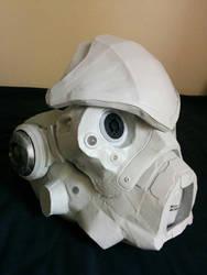 Spectre Helmet WIP by Markonator