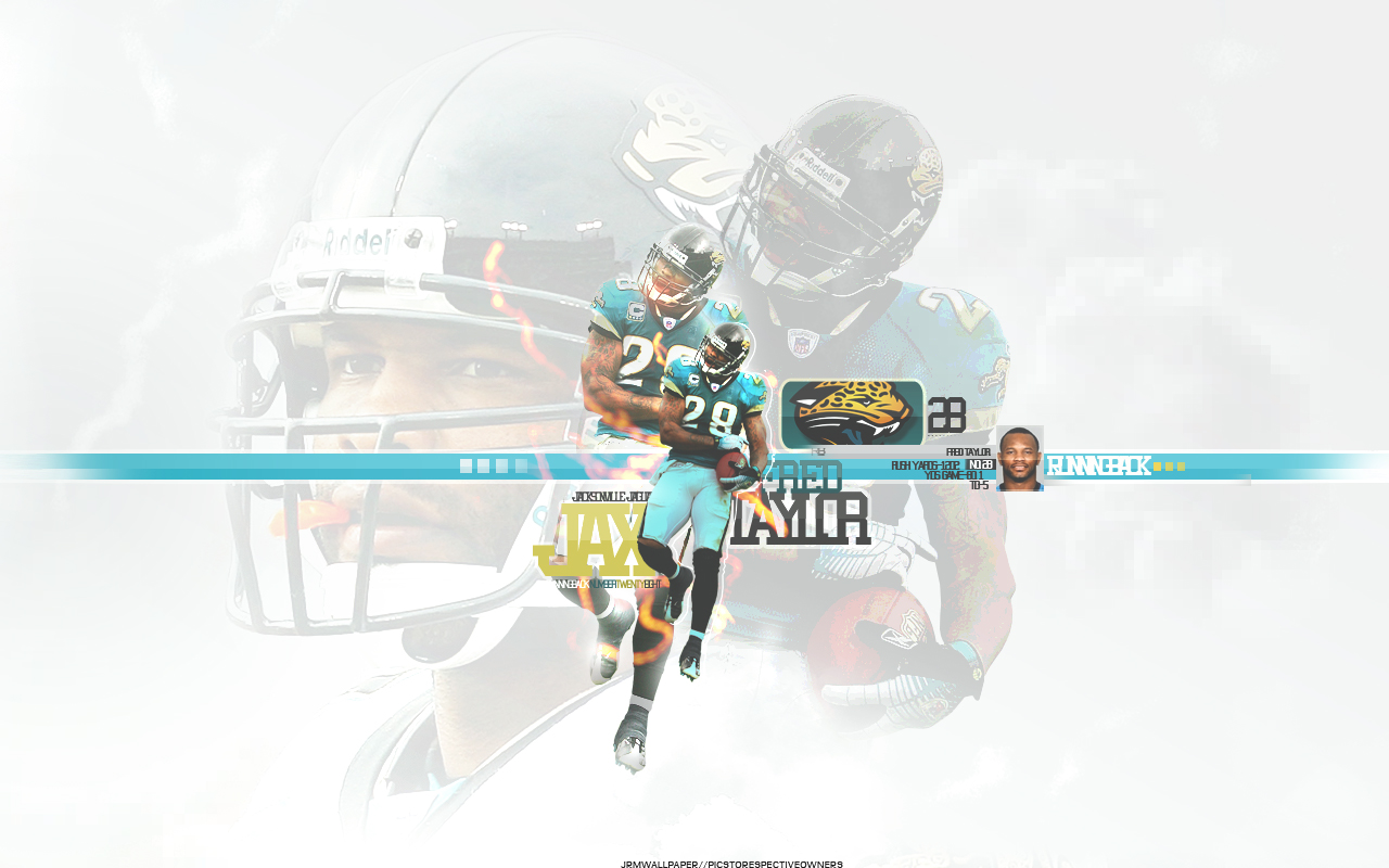 Fred.Taylor.JAX.Jagaurs by JayDiGG-It